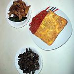 recette Tajine tunisien au poulet curcuma et sa sauce tomate à la coriandre