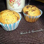 recette Muffins rhum, vanille et pépites de chocolat