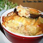 recette Tartiflette aux saumons
