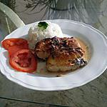recette Darnes de poisson (vivaneau) au four