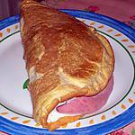 recette Omelette fourée