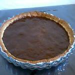 recette Tarte fondante au chocolat