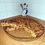 recette Pudding au pain rassi (petite variante) ou brioche rassie.