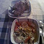 recette jarret de porc en pot au feu ,1er étape