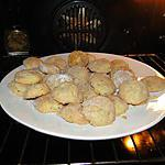 recette Petits biscuits mexicains