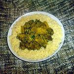 recette Agneau à la marocaine
