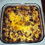 recette Le bobotie, plat d'Afrique du Sud. Recette de Julie Andrieu revisitée