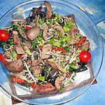 Rognons de porc aux champignons noirs et gingembre