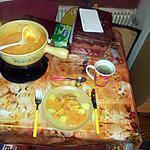 recette fondue aux tomates