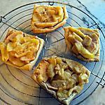 recette Croustade aux pommes 2° version
