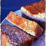 recette Cake moelleux bananes amandes