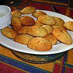 recette madeleines au roquefort