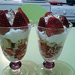 recette petit delice fraises banane