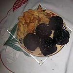recette gateau chocolat et feuilletes sucre