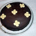 recette Gâteau fourré chantilly chocolat