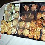 recette plateau apéritif  avec idées de choupette,,mirabelle,,,neigemelba et hanor