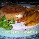 recette Crousti-Brebis