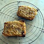 recette Tarte à l'oignon