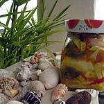 recette Achards de cocotier