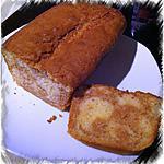 recette Cake marbré aux kinders