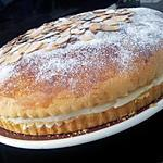 recette La délicieuse tarte tropézienne de belle maman