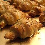 recette chaud chaud les croissants pour l'apéro !!!!