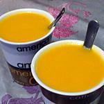 recette Soupe toute dorée