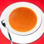 recette soupe tomate