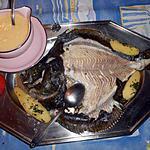 recette Turbot au four avec son beurre blanc