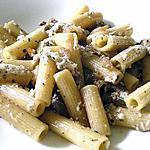 recette Rigatoni à la Gricia. Recette du Latium