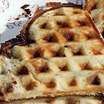 8 recettes de petites gaufres sucrées ( graines de pavot,  pâtes d'amande, miel, noix, flocons d'avoine, mandarines,  gingembre, potiron )