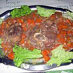 recette Jarret de veau aux légumes du jardin