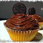 Cupcakes oreo Nutella