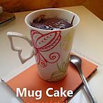recette Mug Cake chocolaté