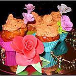 recette Cupcake aux lardons, olive crème chorizo