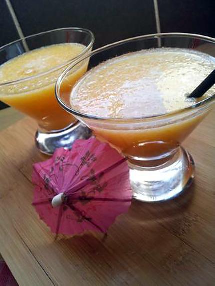 Recette de cocktail aux jus de fruits for Cocktail jus de fruit