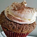 Cupcakes au nutella façon tiramisu