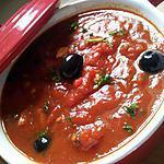 recette Sauce tomate méditerranéenne