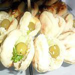 recette mini sandwich au poulet