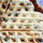 recette 5 recettes de gaufres salées pour apéro ou repas (amandes, cacahuètes, fromage, tomates, pommes de terre)