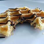 recette gaufrettes au nutella