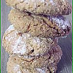 recette Amaretti (biscuits aux amandes Italiens)