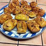 recette Muffins au camembert