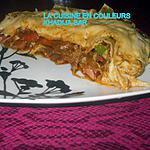 recette Lasagnes aux saucisses