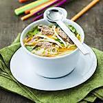recette soupe chinoise à l'agneau