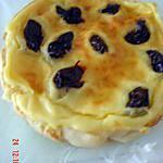 recette Flan pâtissier pruneaux