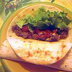 recette tacos  la kefta sauce old elpaso piquante