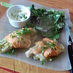 recette endives saumon    par hanor    recette choupette two et idée de ma truffe