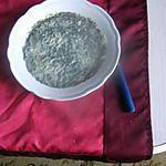 recette potage champignons