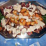 recette Magrets de canard aux pommes